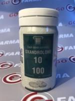Oxandrolone (оксандролон) 10мг\таб - цена за 100таб. купить в России